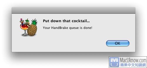 Linux: 如何利用HandBrake将DVD光碟转成各式影片档