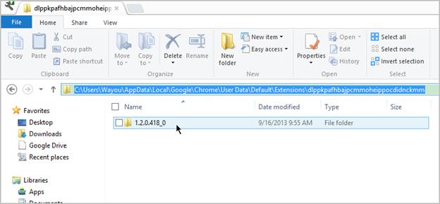 如何查看chrome扩展的源代码, chrome扩展二次开发