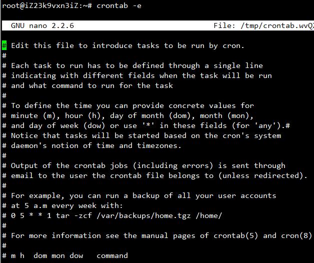 Ubuntu: 利用Crontab定时执行PHP文件, 定时执行php脚本文件