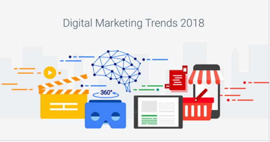 2018 年值得关注的 Web 设计趋势