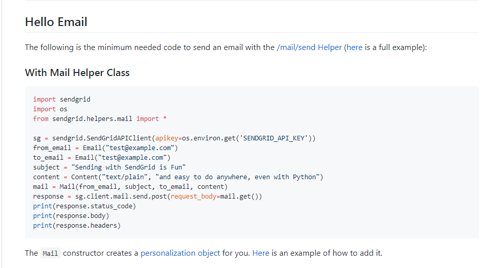 Linux Shell:使用 SendGrid Email API 发送邮件, SendGrid App for google cloud platform, php, phython, shell script 发送邮件