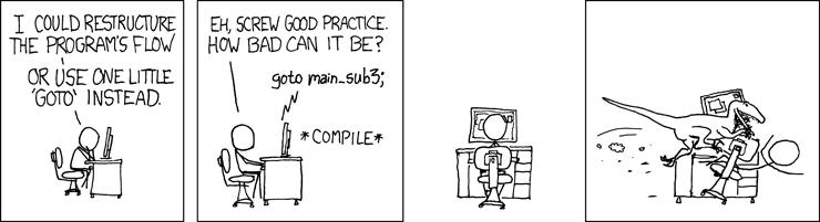 PHP: 控制循环执行次数, do...while与while , goto 跳转位置, if not repeat running