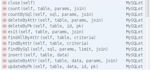 Python:Mysql连库及简单封装使用, python mysql操作类