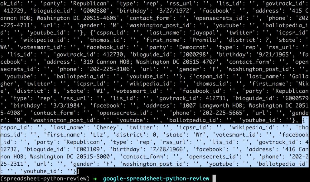 Python 操作 google sheet, Python 读写 Google Sheets, Accessing Google Spreadsheet Data using Python