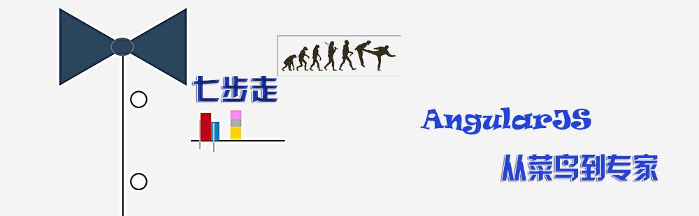 七步走 Angular.js 从菜鸟到专家 (系列列表)