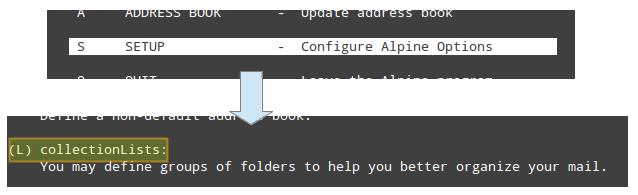 Linux: 利用 Alpine 在命令行里访问 Gmail