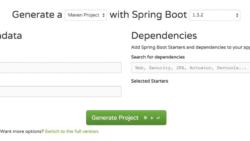 Spring Boot(一):快速入门