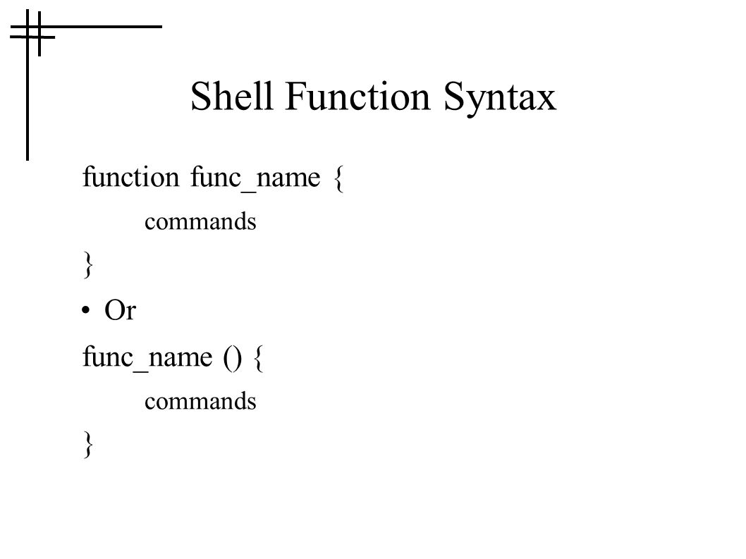 Shell脚本:Bash function 还能这么玩, Something you didn't know about functions in bash