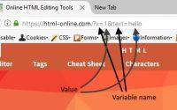 javascript 获取url参数, Get URL Parameters With JavaScript