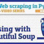 Python 网络爬虫:Python解析html, Beautiful Soup的用法