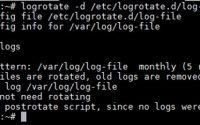 Linux日志文件总管——logrotate, MySQL慢日志分割, 配置 logrotate 的终极指导
