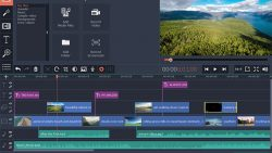 视频编辑软件:Movavi Video Editor Plus (Mac 破解版 )