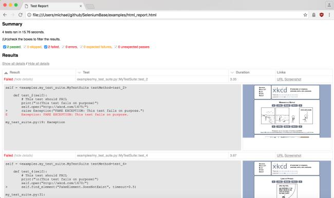 Python: SeleniumBase测试自动化, Web测试框架SeleniumBase, SeleniumBase 实例用法, SeleniumBase 模拟登录, SeleniumBase 入门