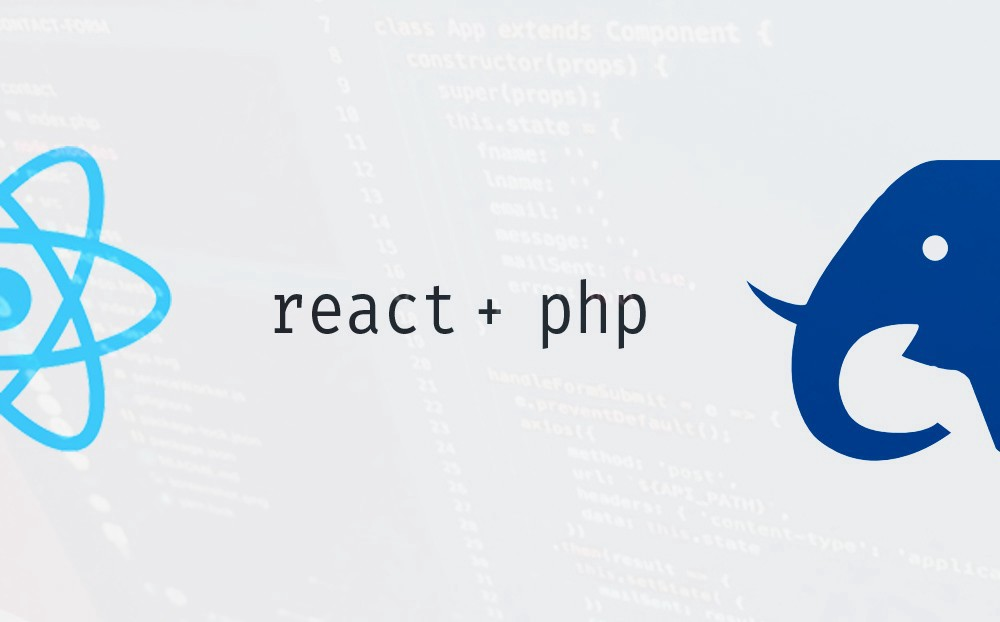 React搭配PHP的使用方法, PHP 和 React.js一起使用, An advanced guide on how to setup a React and PHP