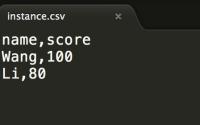 Python读写csv/excel文件, Python 读取指定csv行,  Python生成csv文件, Python操作csv文件, Python操作CSV和Excel