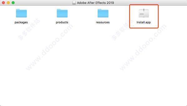 After Effects CC2019 Mac 破解版, Ae CC2019 Mac中文版+破解补丁