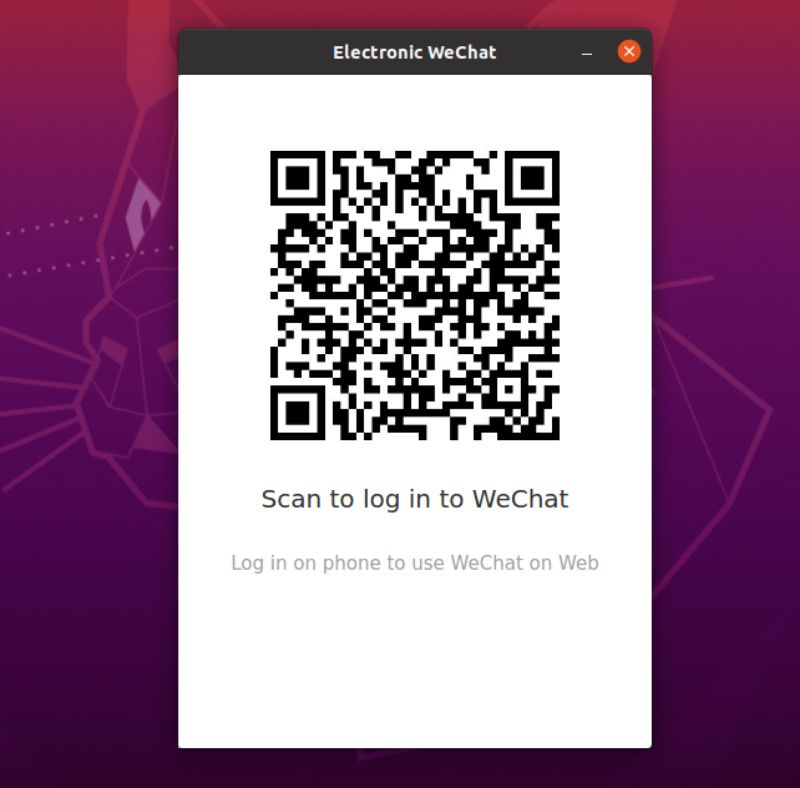 Linux下安装微信桌面版, 微信桌面版for Linux, How to Install WeChat Desktop Client in Ubuntu Linux