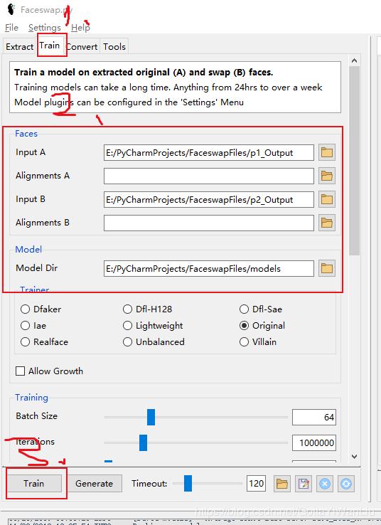Faceswap:AI视频换脸教程, 换脸软件使用教程 Faceswap for windows