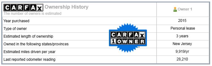 买车必读: 三分钟教你读懂Carfax报告