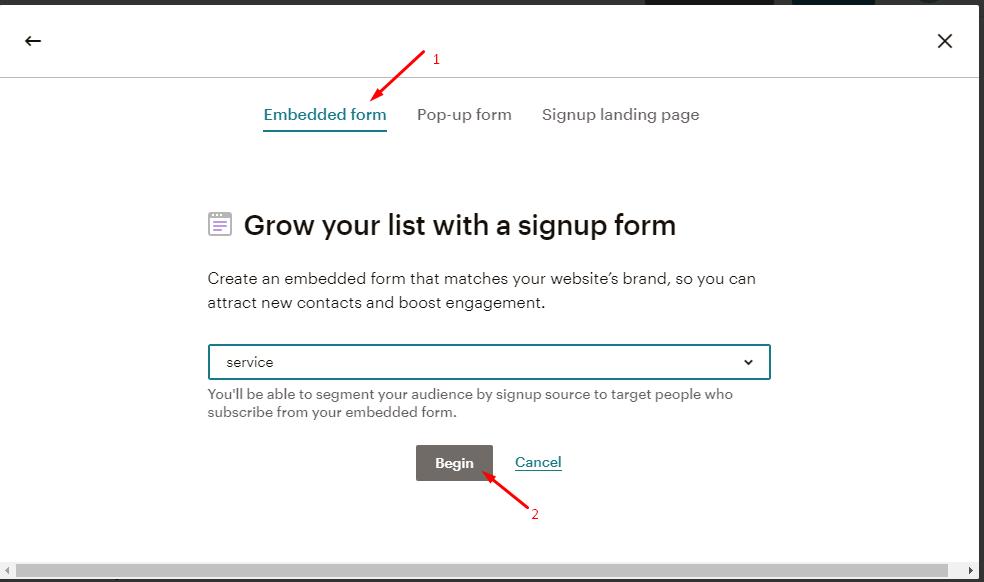 "Shopify:如何找到""MailChimp form action URL""?, How To Find The MailChimp Form Action URL?"