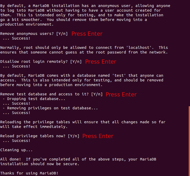 Install-LAMP-stack-on-Ubuntu-20.04-MariaDB-Database-server