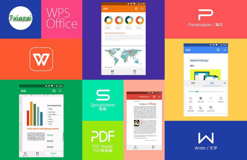 Android 移动办公, WPS Office v13.6.1 去广告高级破解版, WPS Office v13.6.1 安卓破解版