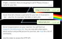 使用PHP Webhook方式打造Telegram Bot,获取telegram id, 获取telegram group id, PHP通过telegram bot给自己或群组发消息