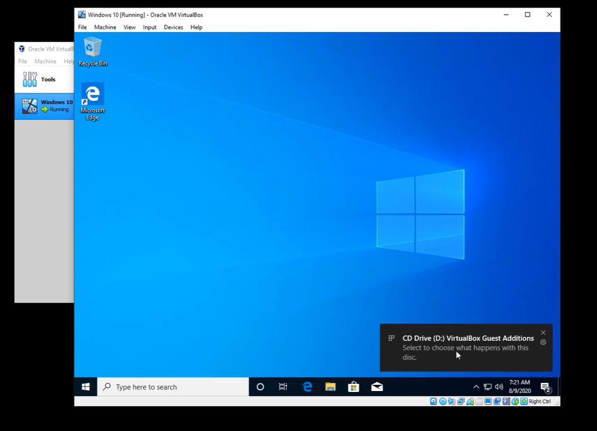 VIRTUALBOX 16 PRO 破解版2021, VirtualBox虚拟机破解, VirtualBox客户端操作系统